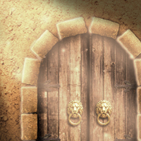 Preview for Create a Medieval Fantasy Castle Gate in Photoshop