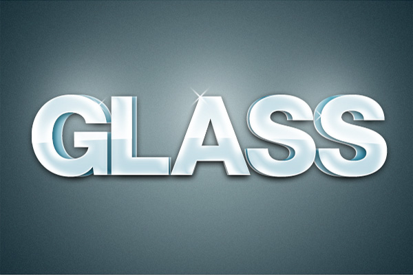 Link toQuick tip: create an extruded glossy 3d text effect in photoshop