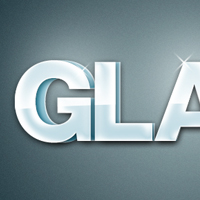 Preview for Quick Tip: Create an Extruded Glossy 3D Text Effect in Photoshop