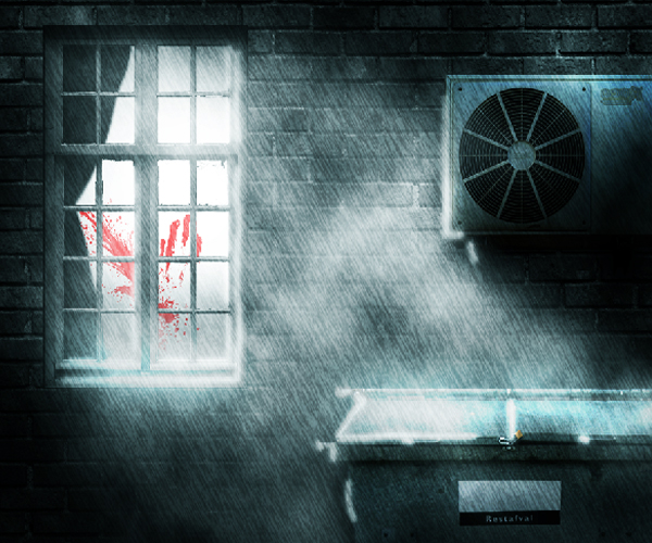 Link toCreate a dark and rainy crime scene in photoshop