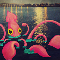 Preview for Create a Vintage Squid Illustration by Combining Photographic and Illustrative Elements