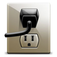 Preview for Create an Electrical Outlet Icon in Photoshop