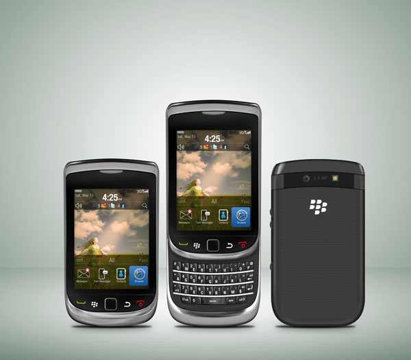 Link toCreate a blackberry torch using photoshop and illustrator