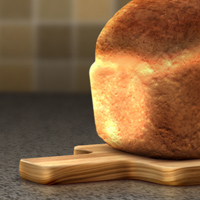 Preview for Create A Realistic Loaf of Bread in Photoshop