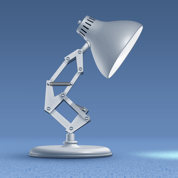 Link toCreate a desk lamp using photoshop and illustrator