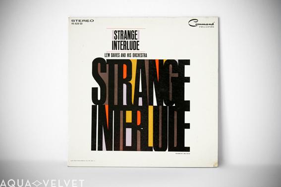 Strange Interlude Lew Davies His Orchestra