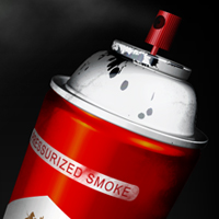 Preview for How to Make a Textured 3D Spray Can