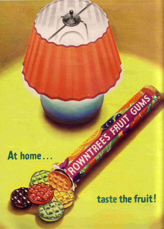 satisfy your sweet tooth with these delicious vintage
