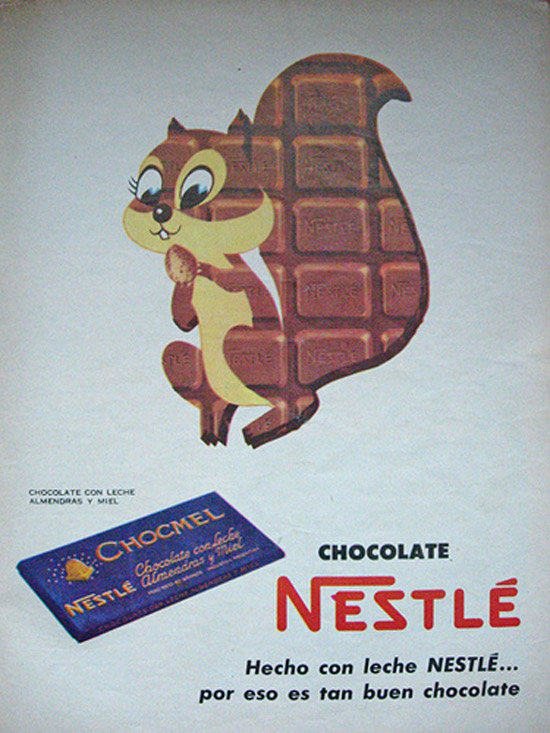 Satisfy Your Sweet Tooth With These Delicious Vintage Advertisements