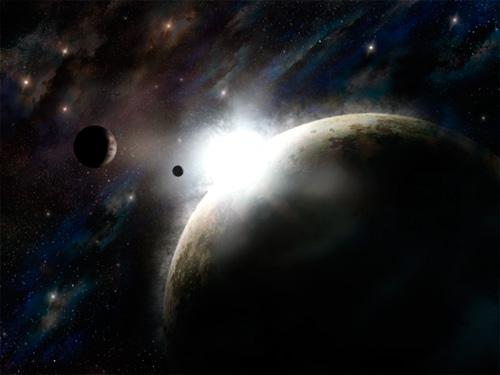 Sci Fi Space Concept Art