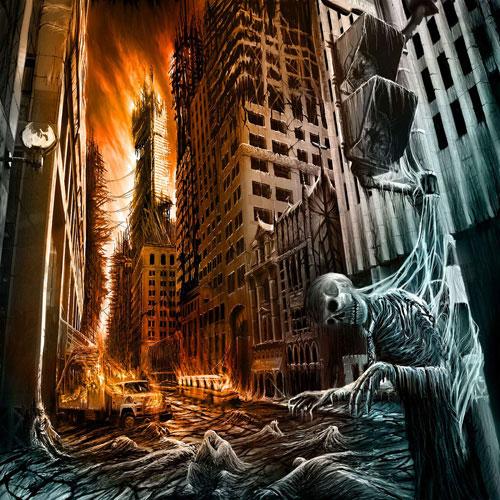 Beyond Cylons And Warp Drive Phenomenal Sci Fi Concept Art