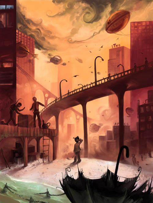 beyond cylons and warp drive phenomenal scifi concept art