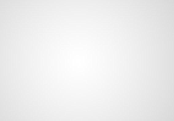 White radial gradient background