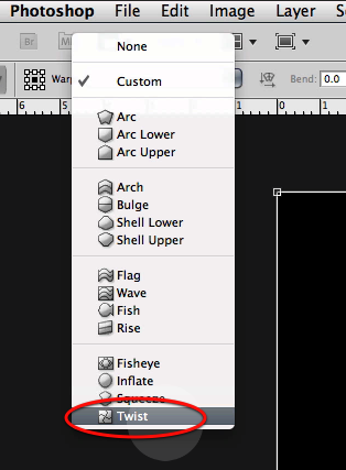 vb how to create options bar at top