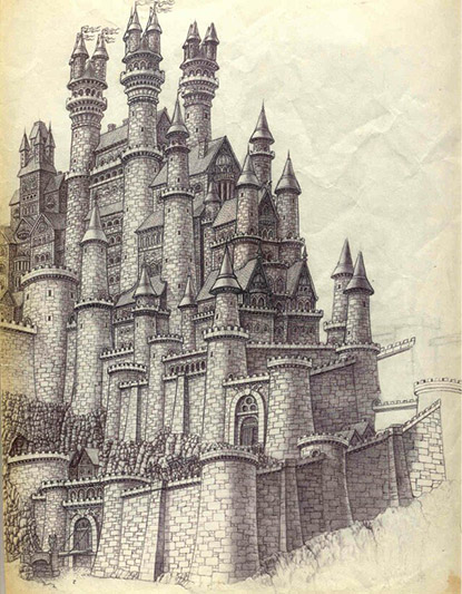 Inspiring Castles and Towers