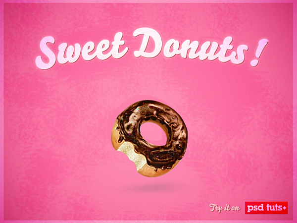 Link toCreate a sweet donut icon in photoshop from scratch