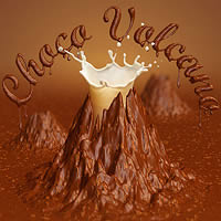 Preview for Create a Chocolate Volcano Using 3D Effects
