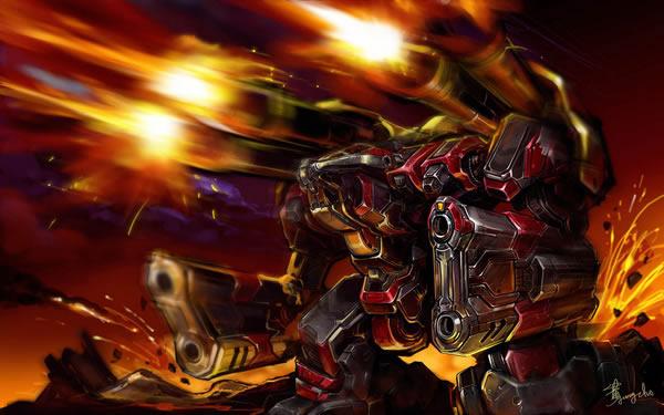 Epic starcraft 2 fan art - Starcraft 2 wallpaper art ...
