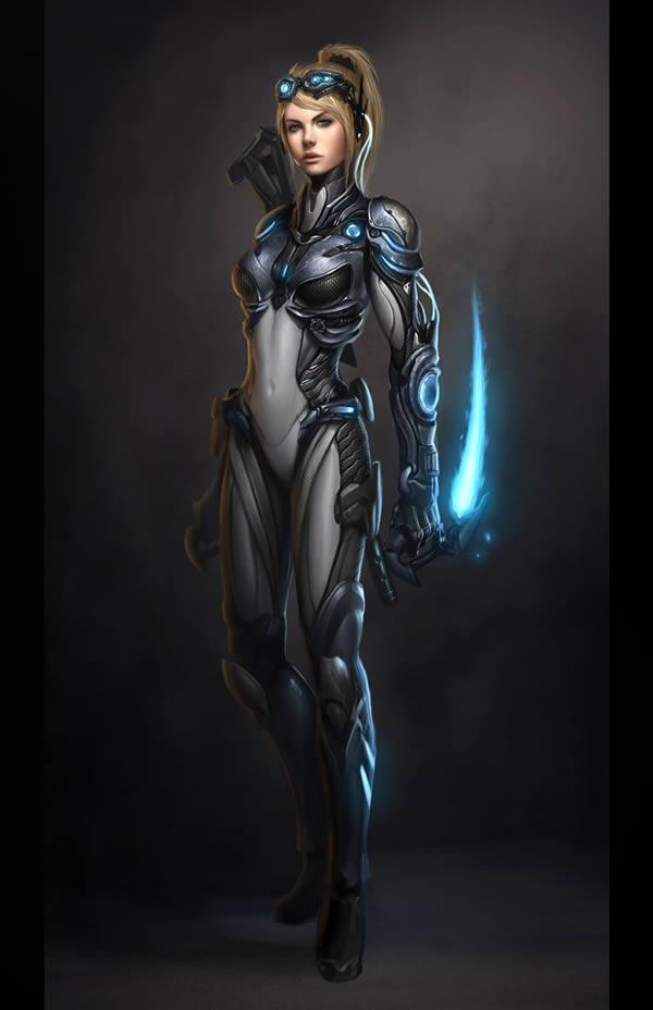 Leah Kaltera (Extreme W.I.P) Starcraft_ghost_nova
