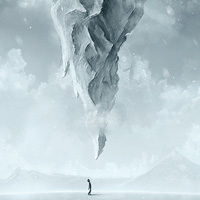Preview for Create a Surreal Upside Down Mountain Painting in Photoshop