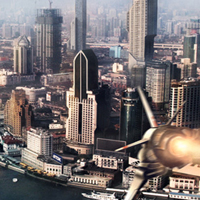 Preview for 20 Stunning Matte Paintings of Cities