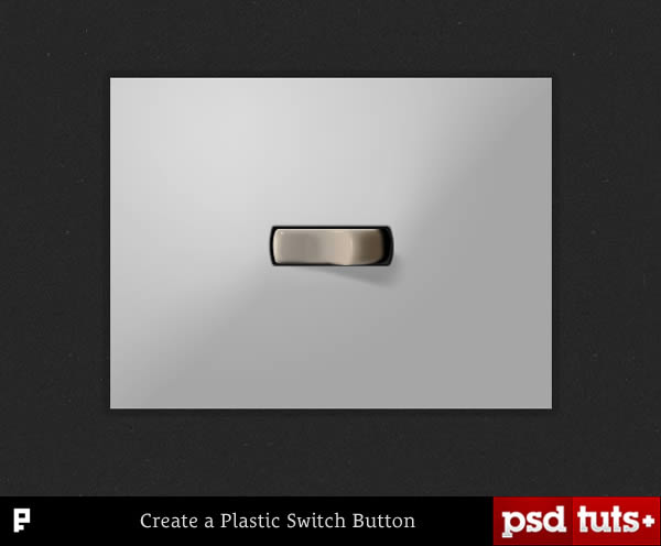 Quick tip: create a plastic switch in photoshop