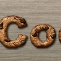 Preview for Quick Tip: Create a Cookie Text Effect in Photoshop