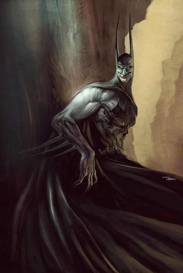 Amazing Art From The Dc Universe