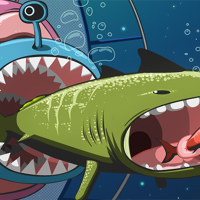 Preview for Create an Underwater, Vector-Style Illustration in Photoshop
