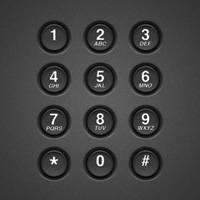 Preview for Create a Realistic Telephone Keypad Using Layer Styles