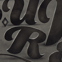 Preview for Create Detailed Vintage Typography with Illustrator and Photoshop