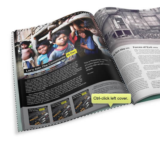 how to make a magazine in indesign