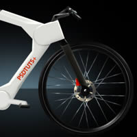 Preview for Create a Futuristic Bicycle Icon in Photoshop