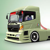 Preview for Create a Pimped Out Truck Using Photoshop and Point and Shoot Photos