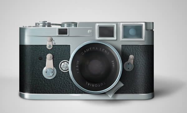 Link toHow to draw a leica camera in photoshop