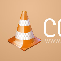 Preview for Illustrate a Traffic Cone Icon in Photoshop