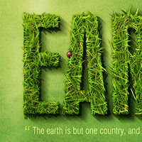 Preview for Create a Spectacular Grass Text Effect in Photoshop