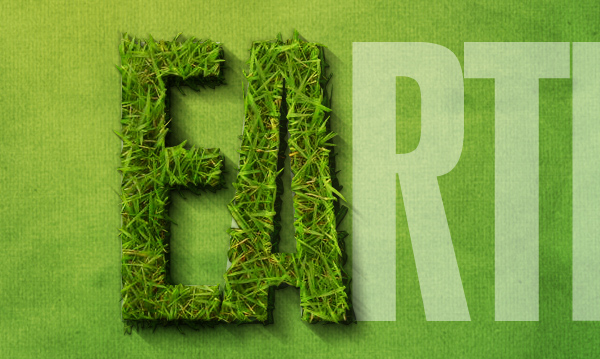 Create the Remaining Grass Text