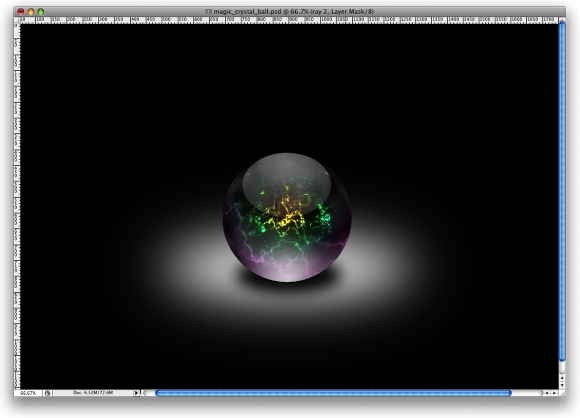 Magic Crystal Ball