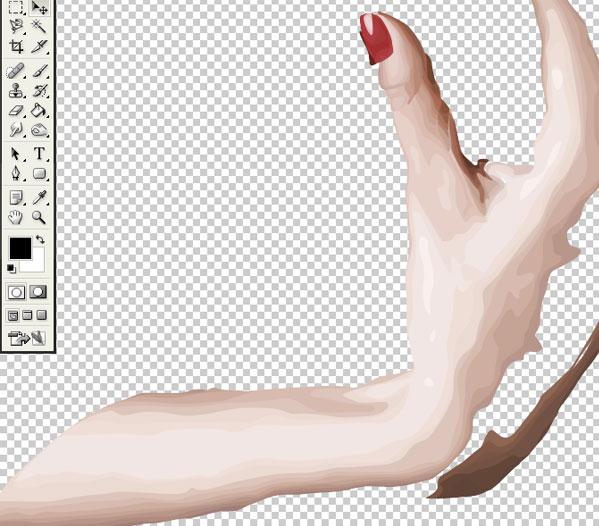 how to create edm using photoshop