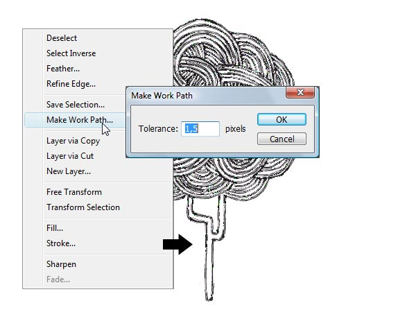 photoshop how to get rid of images outside canvas