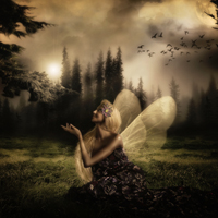 Preview for How to Create a Fantasy Photo Manipulation