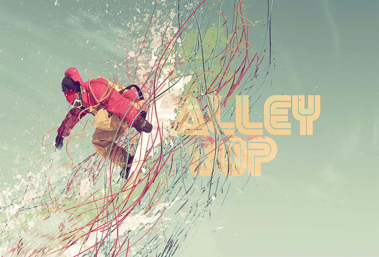 Create a high flying snowboard illustration larger version here baditri Image collections