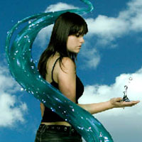 Preview for How to Create a Surreal Photo Manipulation with Twisting Water