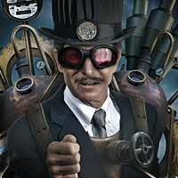 Preview for How to Create a Steampunk Style Illustration in Photoshop