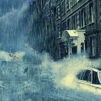 Preview for How to Create a Photo Manipulation of a Flooded City Scene