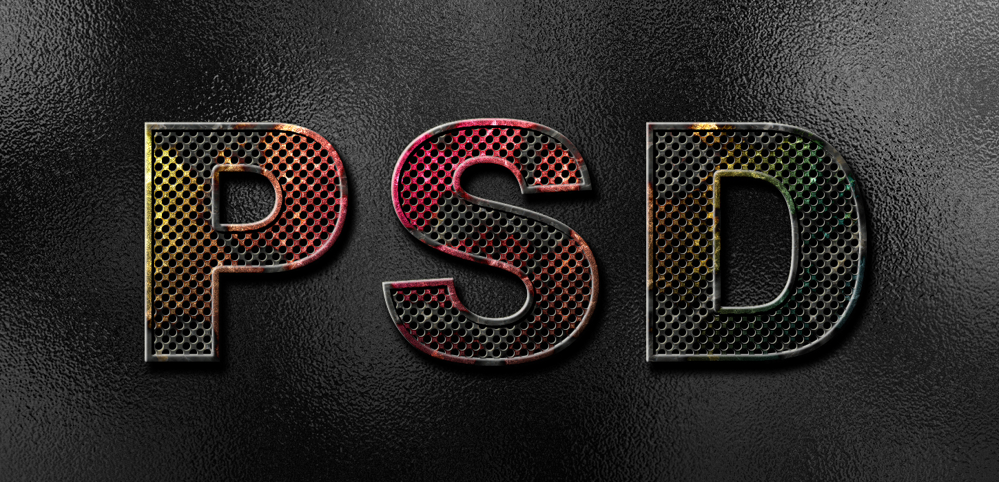 How to create eroded metal text with photoshop subscribe to the psdtuts rss feed for the best photoshop tuts and articles on the web baditri Choice Image