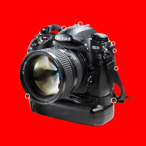 How to make a melting camera scene for Camera blueprint maker gratuito