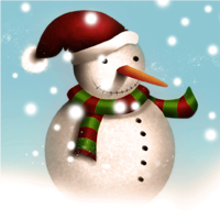 Preview for How to Create a Simple Snowman GIF Animation