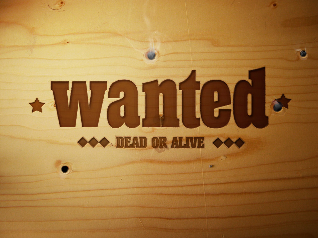 wanted - photo #36